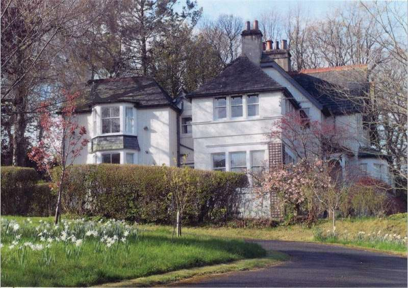 5 Bedrooms Semi Detached House for sale in The Screes, Chestnut Hill, Keswick, Cumbria