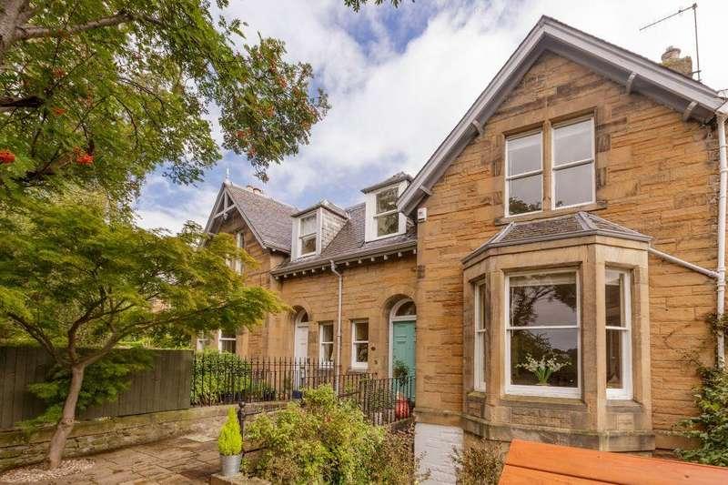 4 Bedrooms Terraced House for sale in 28 Morningside Park, Morningside, Edinburgh, EH10 5HB