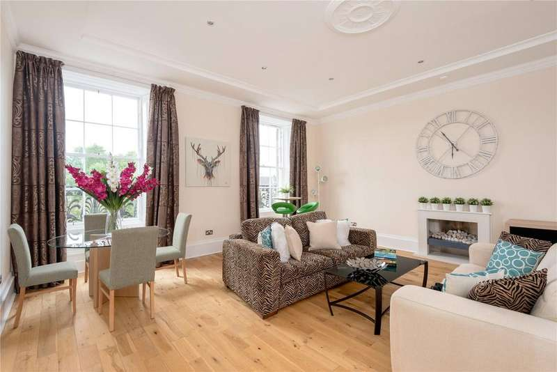 4 Bedrooms Unique Property for sale in 2/6 Bellevue Terrace, New Town, Edinburgh, EH7