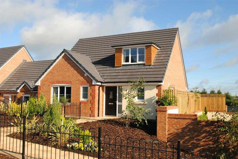 3 Bedrooms Detached Bungalow for sale in Bee Meadow, North Road