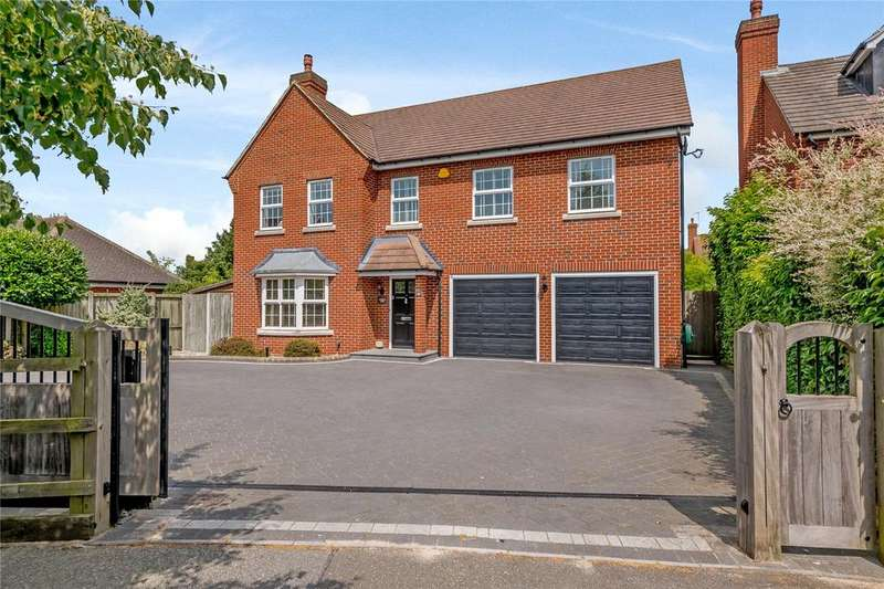 5 Bedrooms Detached House for sale in Wooldridge Place, Wickham Bishops, Essex