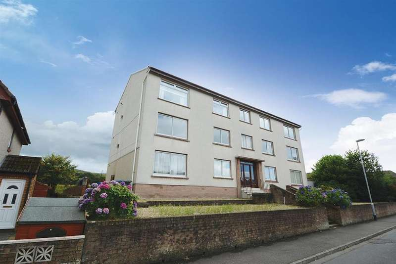 2 Bedrooms Flat for sale in 20c Carlton Court, Largs, KA30 9DN