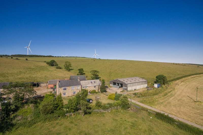 Land Commercial for sale in Lot 4 - Langley West House Farm, The Langley Estate, County Durham