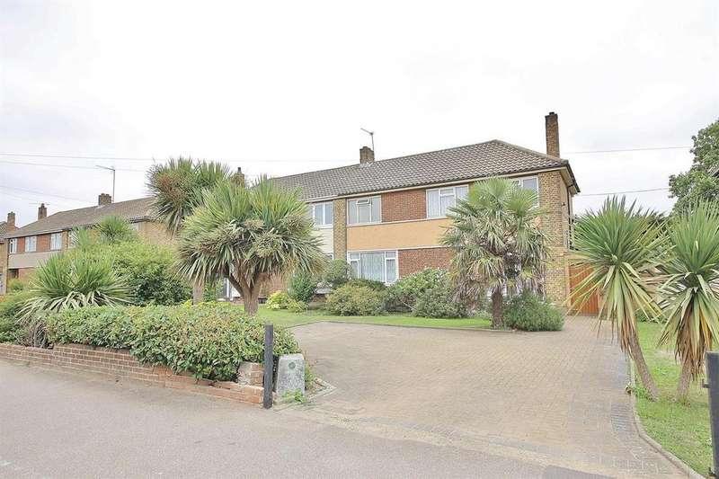 3 Bedrooms Semi Detached House for sale in Princess Margaret Road, East Tilbury, East Tilbury