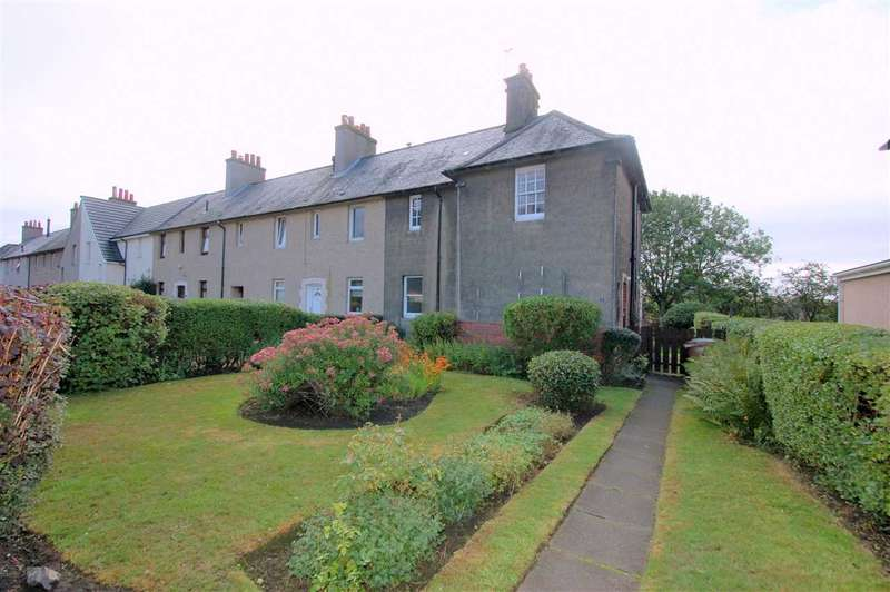 3 Bedrooms End Of Terrace House for sale in Woodside Avenue, Rosyth