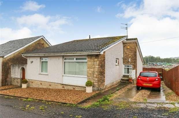 3 Bedrooms Detached Bungalow for sale in Connel Park, New Cumnock, Cumnock, East Ayrshire