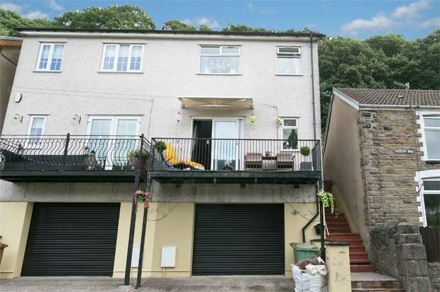 3 Bedrooms Semi Detached House for sale in Tredegar Road, New Tredegar, Caerphilly