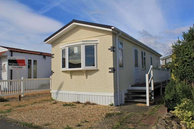 1 Bedroom Park Home Mobile Home for sale in Ivy Walk, Summer Lane Park Homes, Banwell