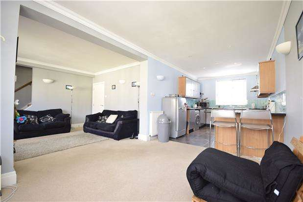 2 Bedrooms Maisonette Flat for sale in Soundwell Road, BRISTOL, BS16 4RT