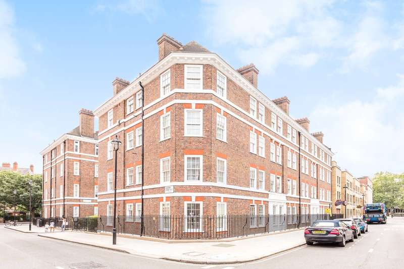 2 Bedrooms Flat for sale in Causton Street, Westminster, SW1P