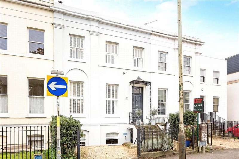 4 Bedrooms Terraced House for sale in Hewlett Road, Cheltenham, Gloucestershire, GL52