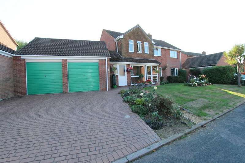 5 Bedrooms Detached House for sale in Sunningdale, Amington, Tamworth