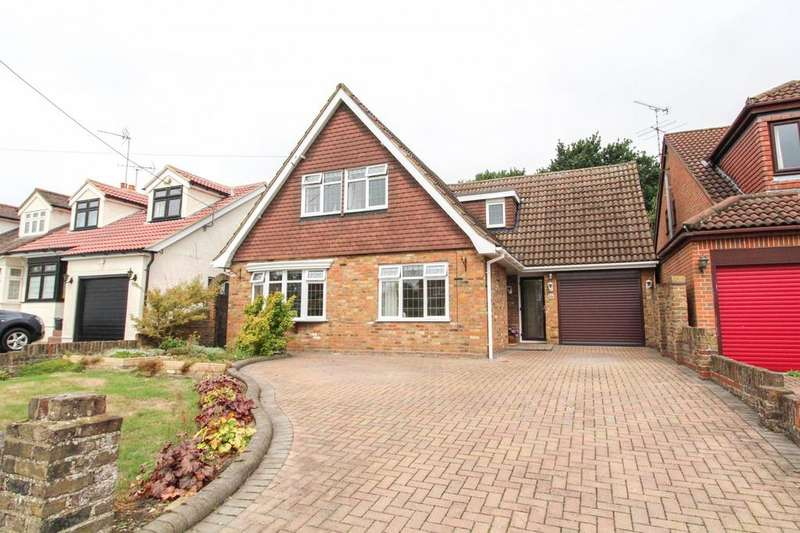 5 Bedrooms Detached House for sale in Hatch Road, Pilgrims Hatch, Brentwood, Essex, CM15