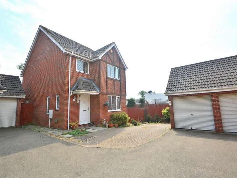3 Bedrooms Detached House for sale in Russet Close, St. Ives, Cambridgeshire