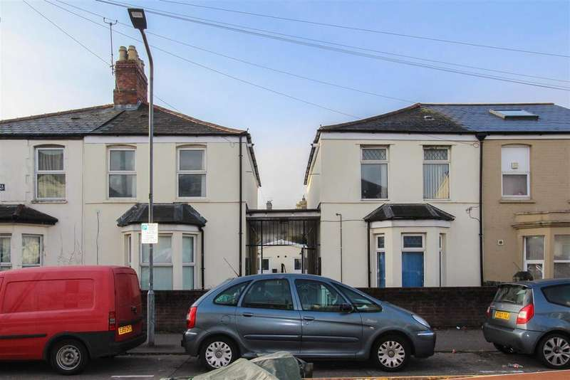 6 Bedrooms Semi Detached House for sale in Wyeverne Road, Cardiff