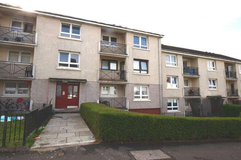 2 Bedrooms Flat for sale in Carolside Drive, Glasgow, Lanarkshire, G15