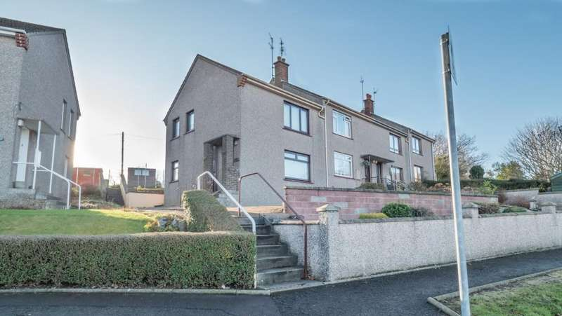 2 Bedrooms End Of Terrace House for sale in Eskview Terrace, Montrose