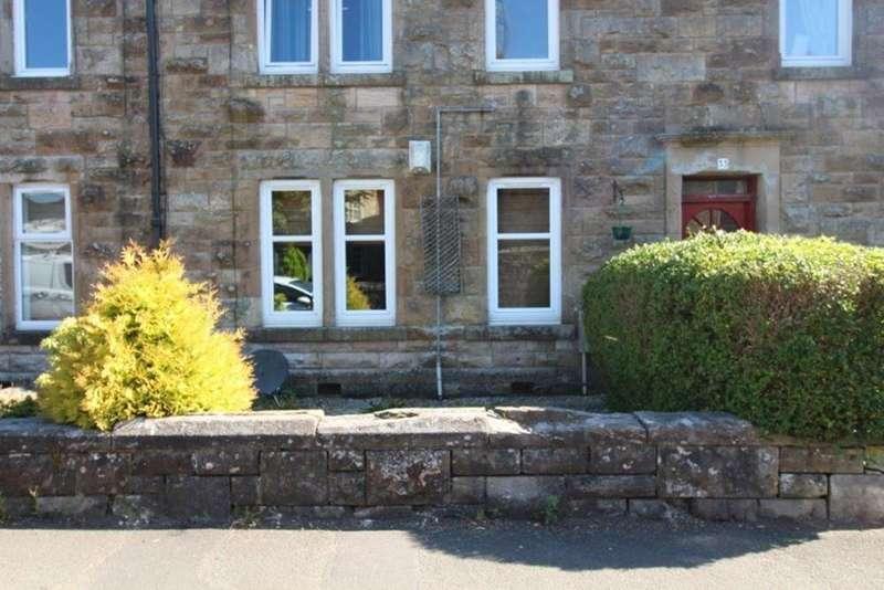 2 Bedrooms Flat for sale in Church Street, Lochwinnoch PA12