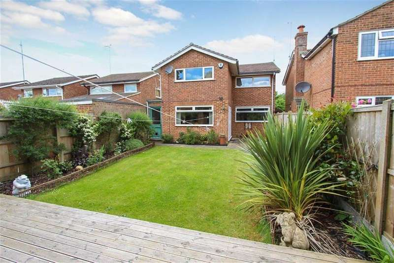 3 Bedrooms Detached House for sale in Linslade Road, Heath And Reach