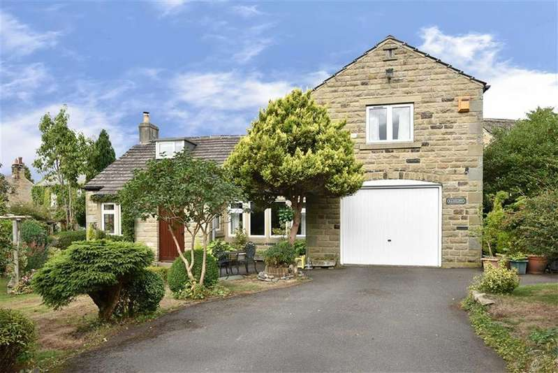 4 Bedrooms Detached House for sale in Raincliffe, Gorse Bank Lane, Baslow, Bakewell, Derbyshire, DE45
