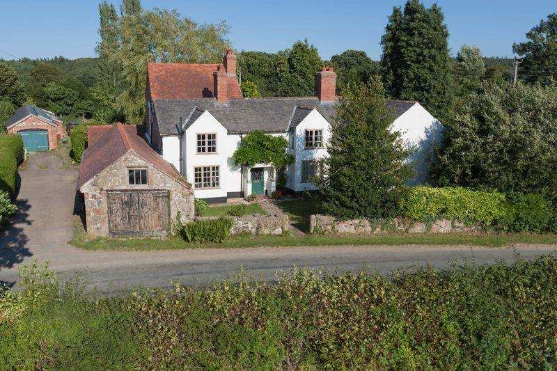 4 Bedrooms Detached House for sale in Ruyton XI Towns, Shrewsbury