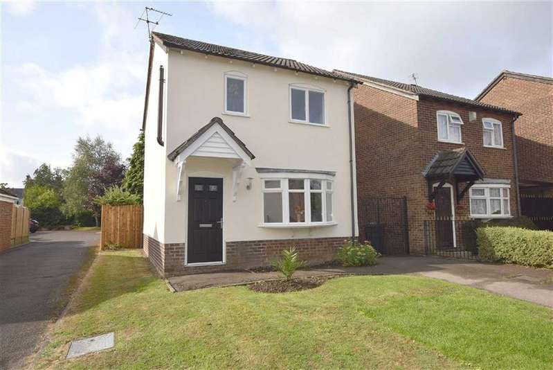 3 Bedrooms Detached House for sale in Charnwood Road, Barwell, Leicestershire