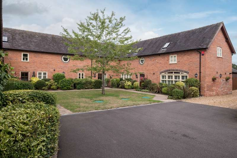 4 Bedrooms House for sale in 4 bedroom Barn Conversion Semi Detached in Church Minshull