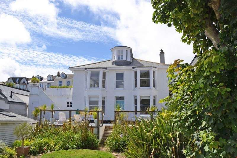 4 Bedrooms Detached House for sale in St Ives Town Centre, West Cornwall, TR26