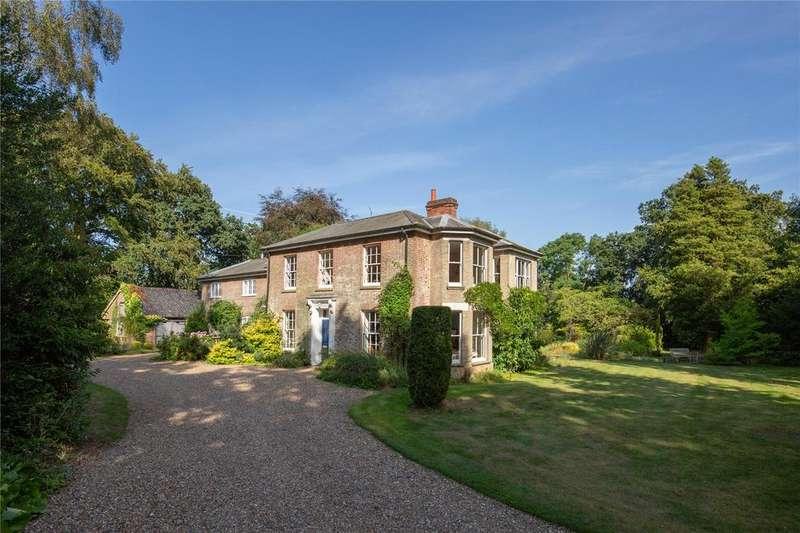 6 Bedrooms Detached House for sale in Rectory Lane, Framingham Pigot, Norfolk, NR14