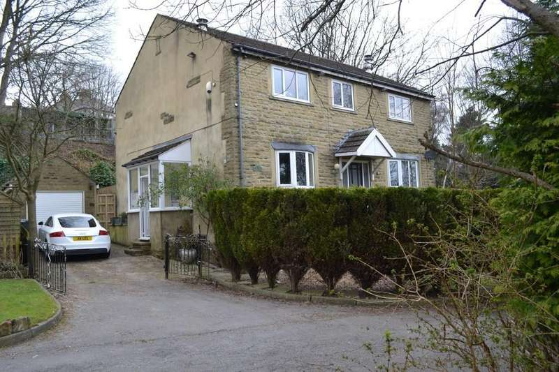 4 Bedrooms Detached House for sale in Beechwood Avenue, Bradford
