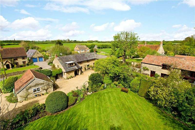 4 Bedrooms Unique Property for sale in Tathall End, Hanslope, Milton Keynes, Buckinghamshire