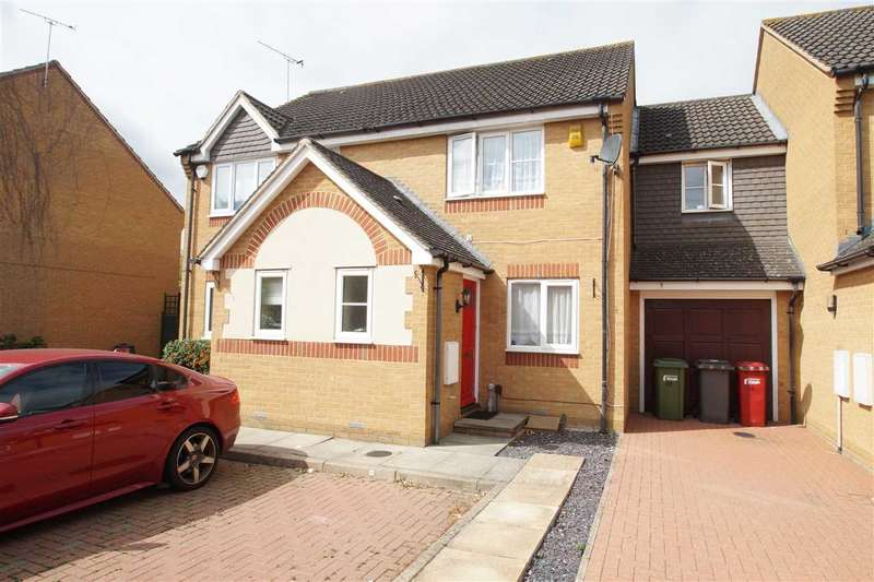 2 Bedrooms Terraced House for sale in Trumper Way, Cippenham, Slough