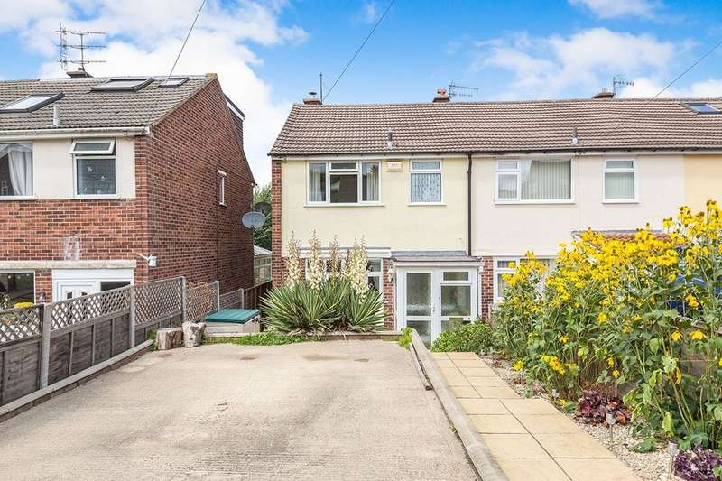2 Bedrooms Semi Detached House for sale in Overhill, Pill, Bristol, BS20