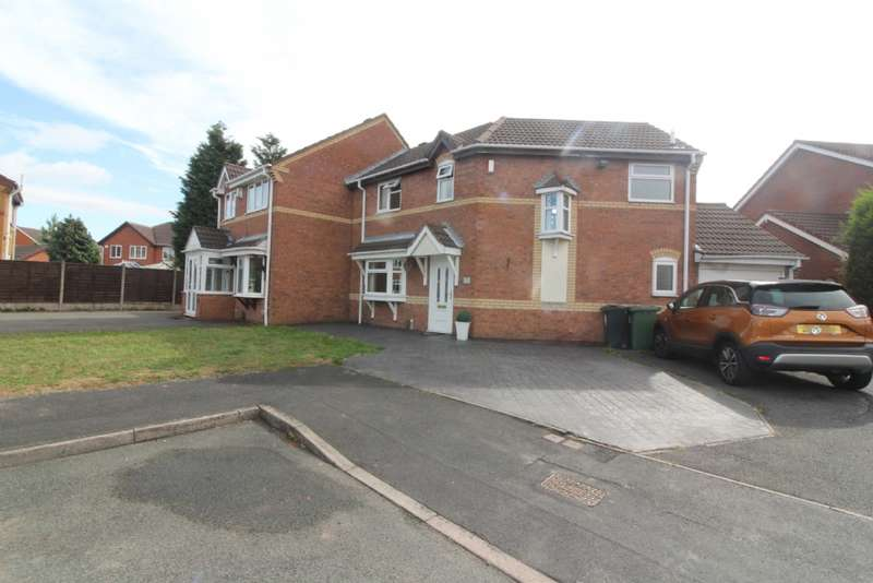 3 Bedrooms Semi Detached House for sale in Avon Drive, Willenhall