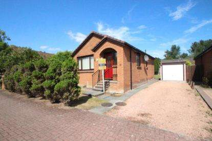 2 Bedrooms Bungalow for sale in Cornhill Road, Glenrothes