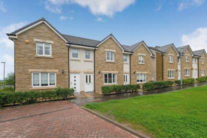 3 Bedrooms Terraced House for sale in Willow Court, Stewarton