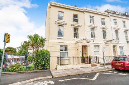 6 Bedrooms End Of Terrace House for sale in The Hoe, Plymouth, Devon