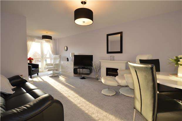 1 Bedroom Flat for sale in Coopers Court, Blue Cedar Close, Yate, Bristol, BS37 4FF