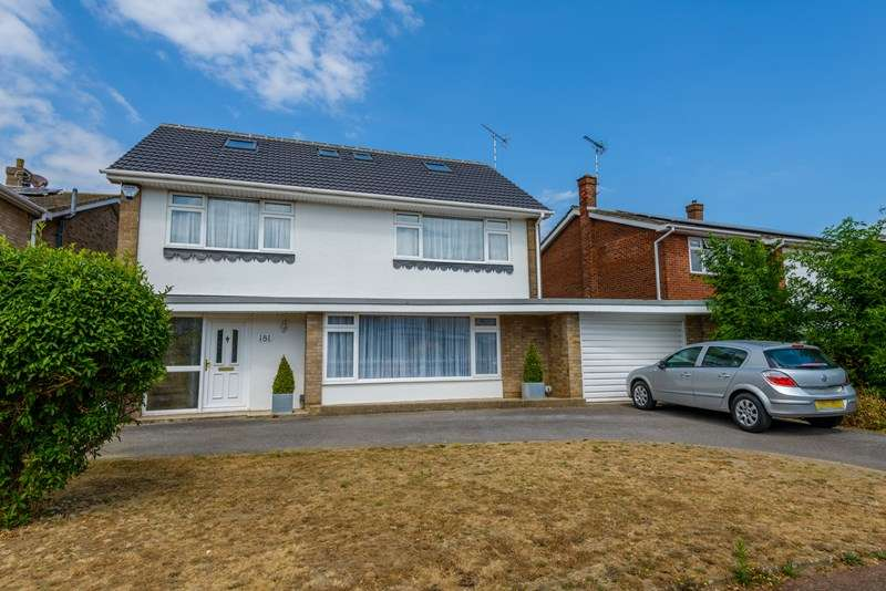 5 Bedrooms Detached House for sale in Burges Road, Burges Estate, Thorpe Bay