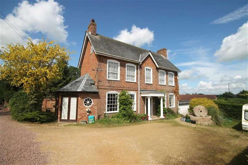 4 Bedrooms Detached House for sale in Tibberton, Gloucester
