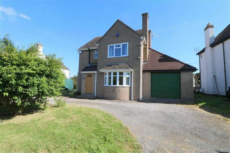 3 Bedrooms Detached House for sale in Minsterworth, Gloucester
