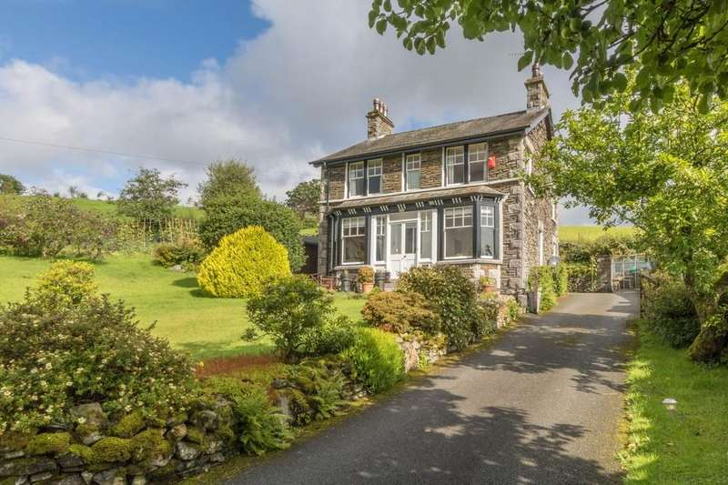 5 Bedrooms Detached House for sale in Rose Bank, Ings, Cumbria