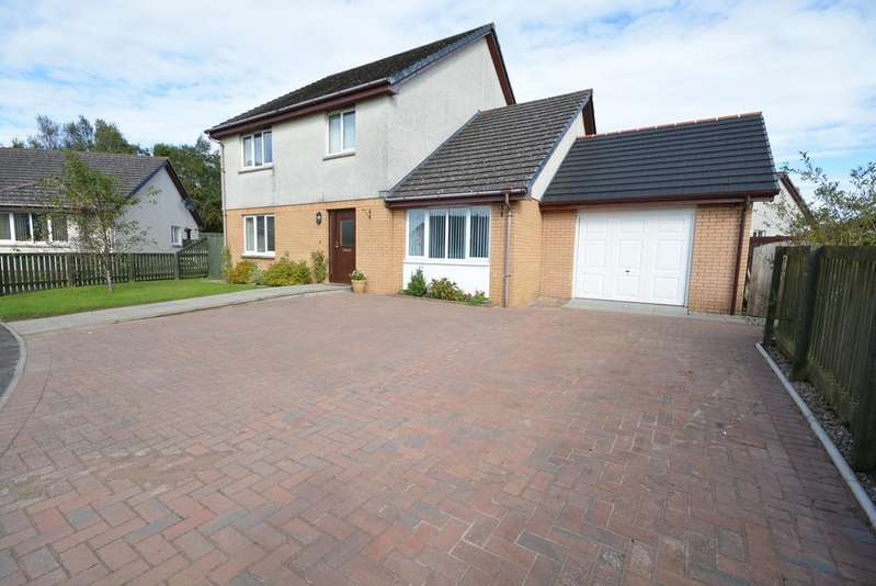 5 Bedrooms Detached Villa House for sale in Pennylands View, Auchinleck, Cumnock, KA18