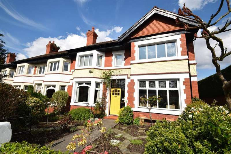 5 Bedrooms End Of Terrace House for sale in Curzon Road, Prenton