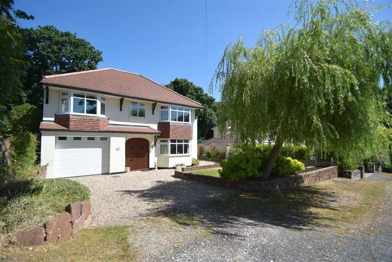5 Bedrooms Detached House for sale in Holmwood Avenue, Barnston, Wirral