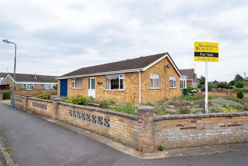 2 Bedrooms Detached Bungalow for sale in Francis Bernard Close, Boston, Lincolnshire