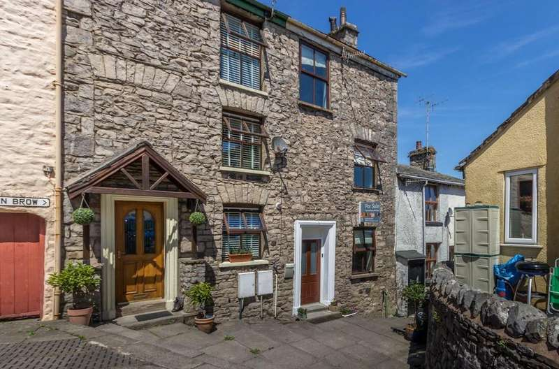 3 Bedrooms Terraced House for sale in 7 Fountain Brow, Kendal