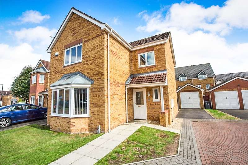 4 Bedrooms Detached House for sale in Haller Close, Armthorpe, Doncaster, DN3