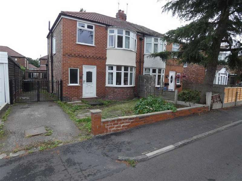 3 Bedrooms Semi Detached House for sale in Gainsborough Drive, Cheadle, Cheshire