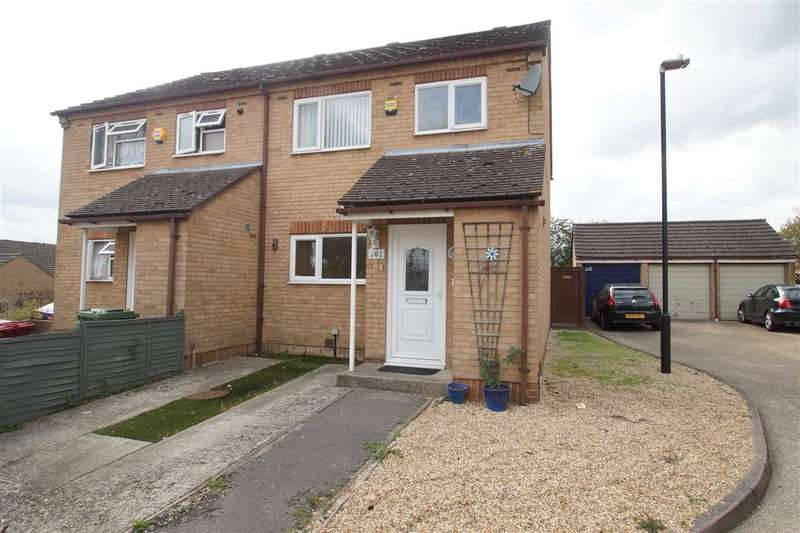 3 Bedrooms Semi Detached House for sale in Northborough Road, Slough